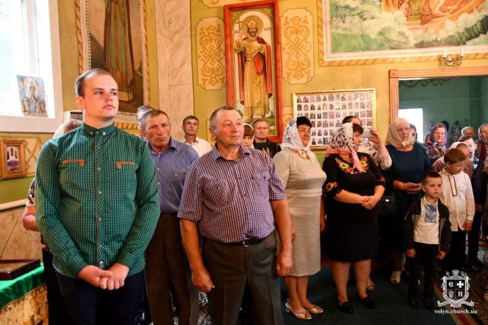 Свято-Троїцький храм села Матейки відзначив 100-річний ювілей. ФОТО