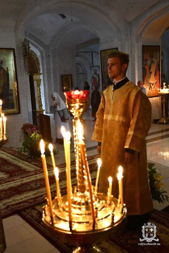 Архіпастир очолив всенічну напередодні неділі Всіх Святих землі Руської. ФОТО