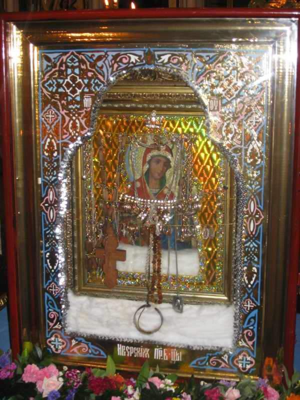 У храм Всіх Святих землі Волинської привезуть чудотворну ікону
