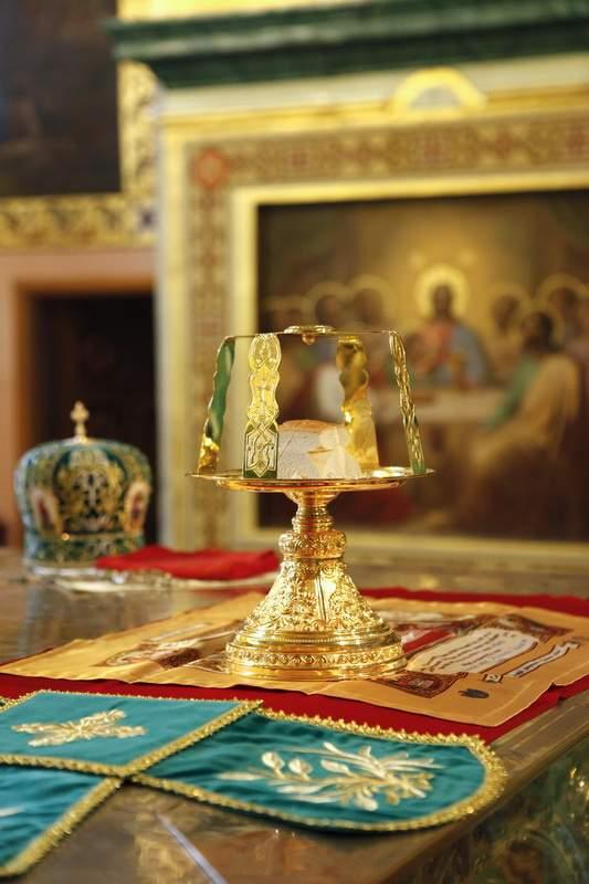 Екзарх Єрусалимського Патріарха відвідав Почаївську обитель. ФОТО
