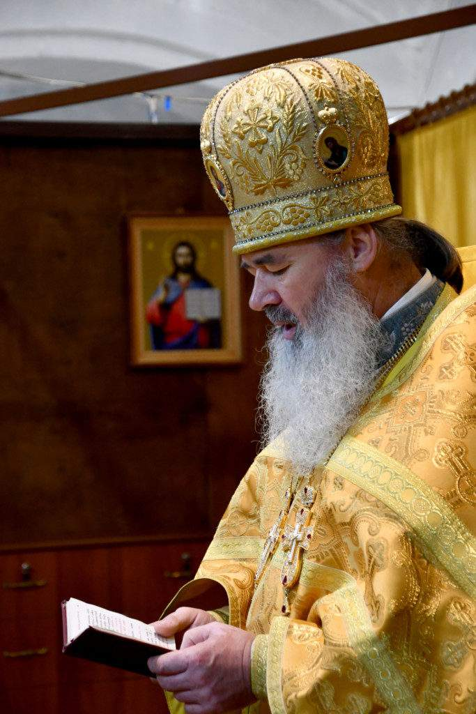 Настоятель Кафедрального собору молитовно відзначив день ангела. ФОТО