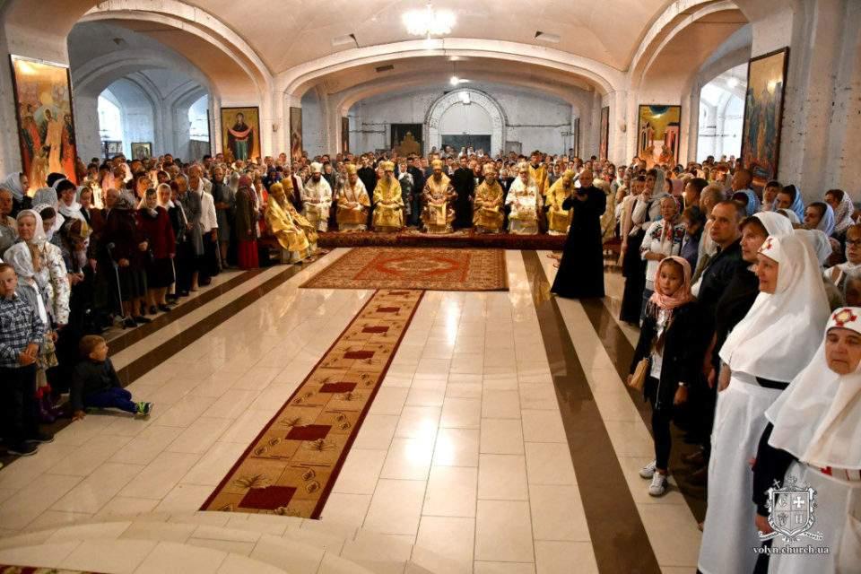 Єпископ Нафанаїл молитовно відзначив 60-літній ювілей. ФОТО