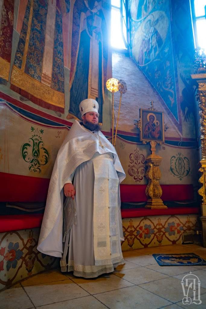 Блаженніший Митрополит Онуфрій взяв участь в урочистостях у Лаврі преп. Сергія. ФОТО